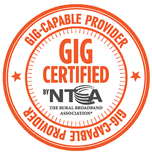 Gig certification seal